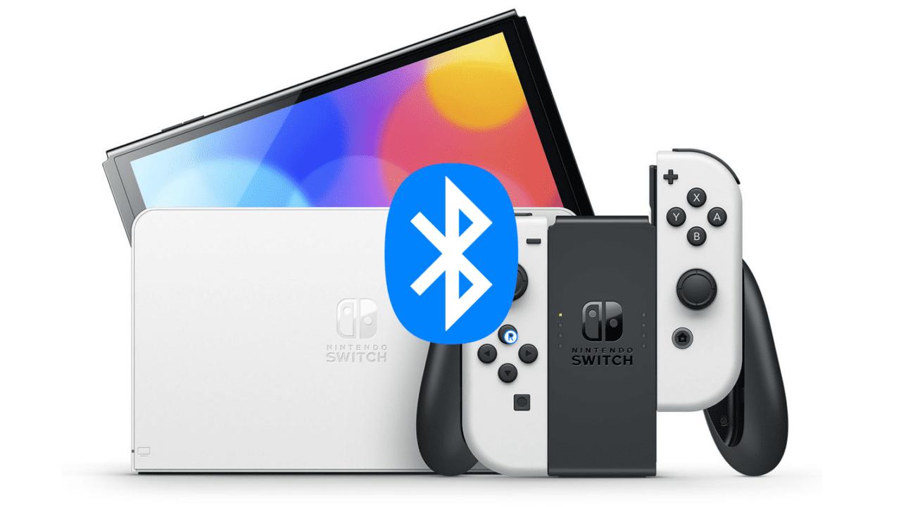 Nintendo Switch ondersteunt nu Bluetooth